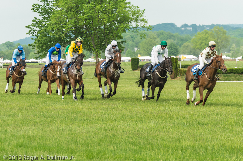 The Plains, Virginia, horse racing