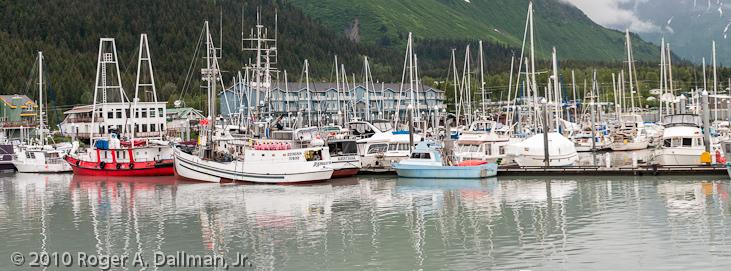 Seward, Alaska, marina