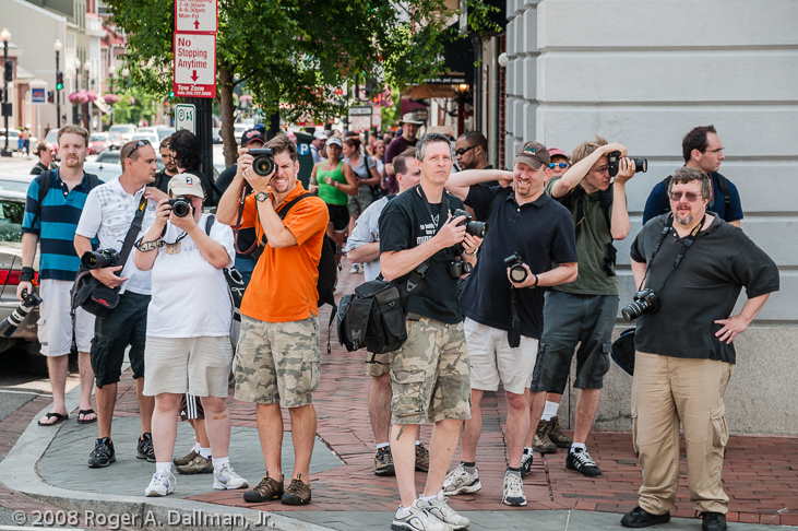 Photowalk group