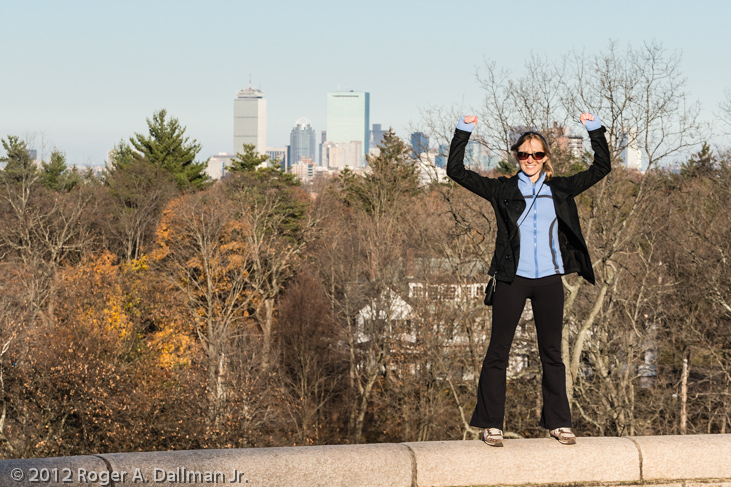photo, boston, park, cityscape, larz anderson