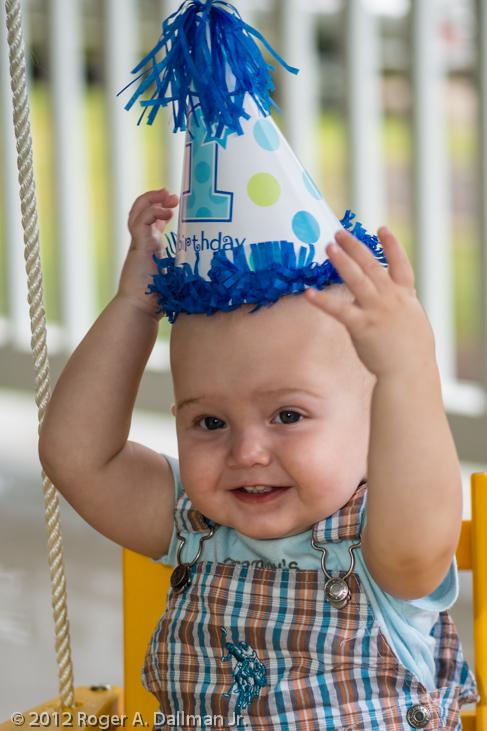 photo first birthday