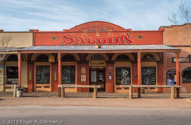 Big Nose Kate's Saloon, Tombstone, Arizona