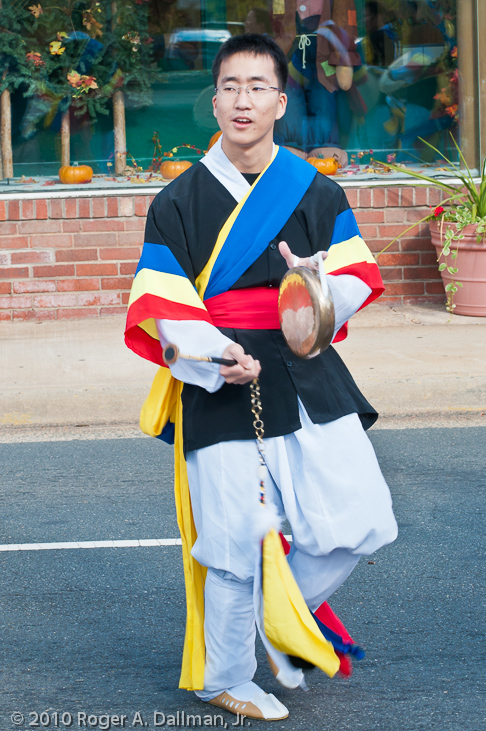 Korean dancer photo