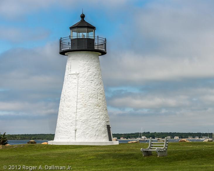 Lighthouse photo from Marion, Massachusetts
