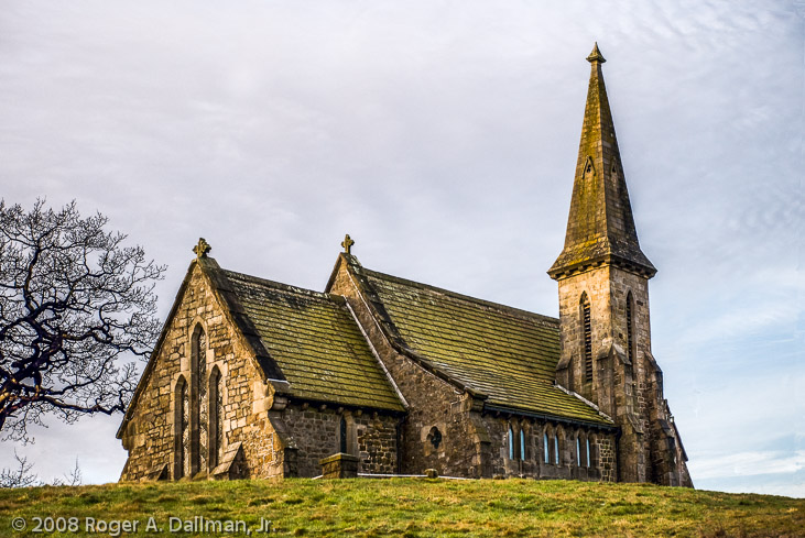 Blubberhouses, UK, church