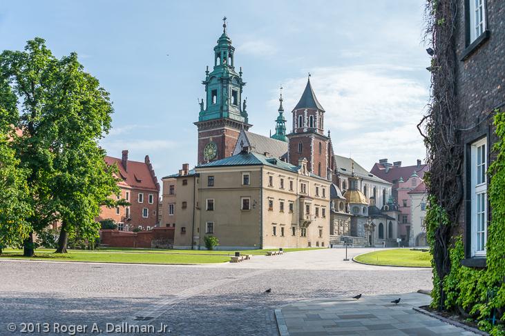 Castle Wawel, Krakow, Poland
