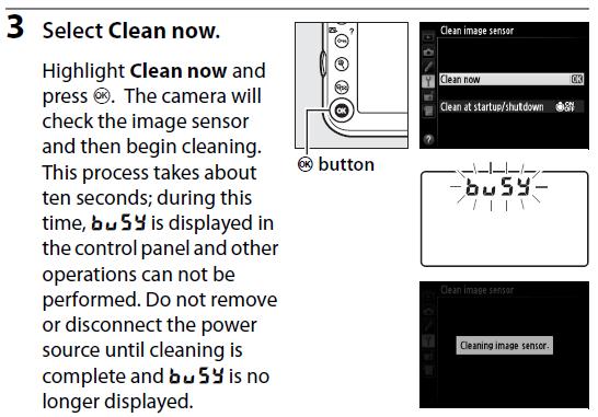 clean sensor pt2