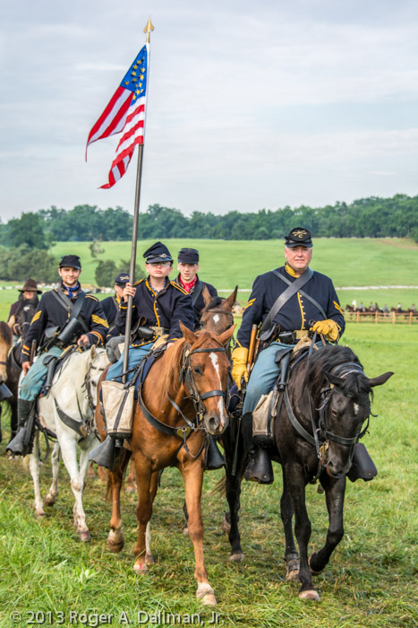 Gettysburg, 2013