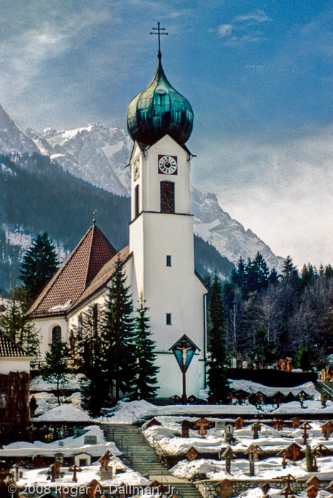 Garmisch, Germany