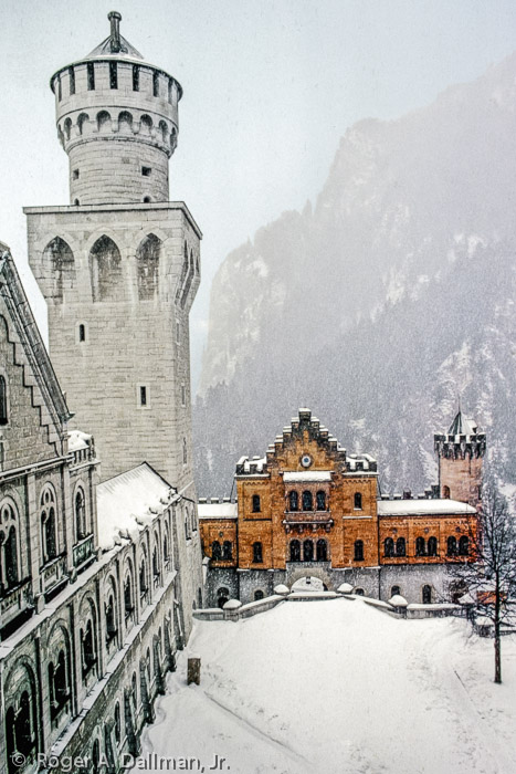 My favorite castle, Neu Schwanstein, Germany.