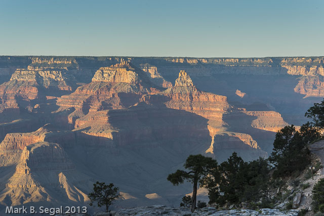 The Grand Canyon--truly a grand landscape
