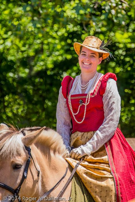 Renaissance Rider, Lake Anna, VA