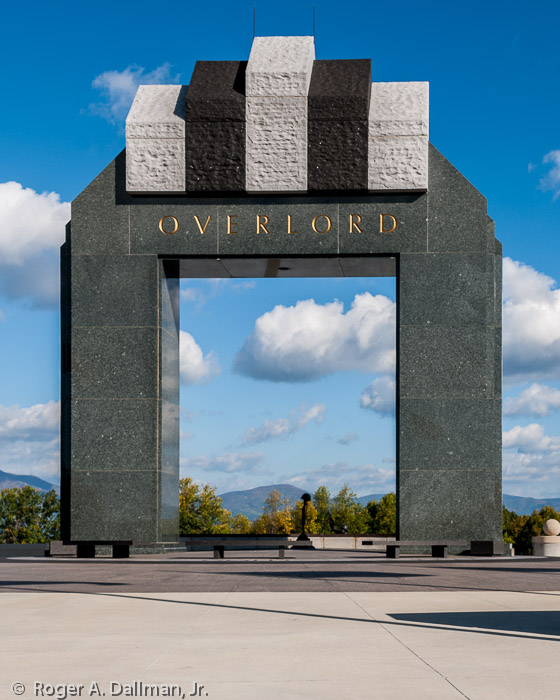 The National D-Day Memorial, Bedford, Virginia