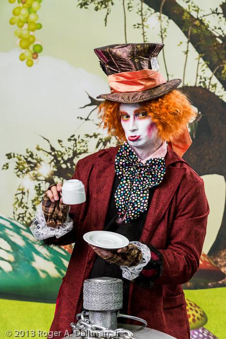 Westcott Photoshoot Clown