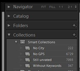 Smart Collections Workflow
