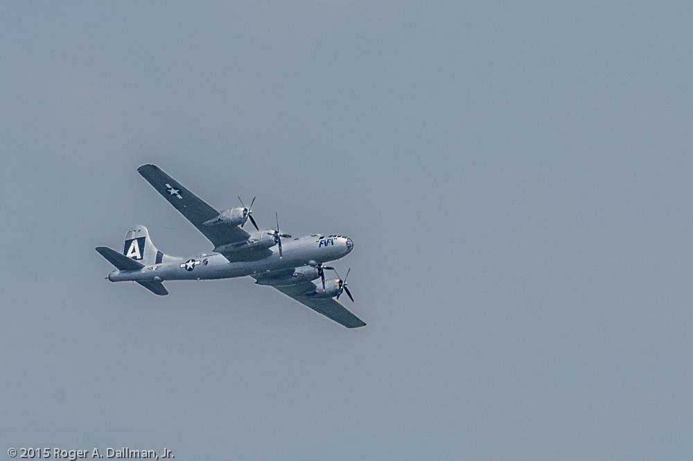 """Fifi"", the B-29"