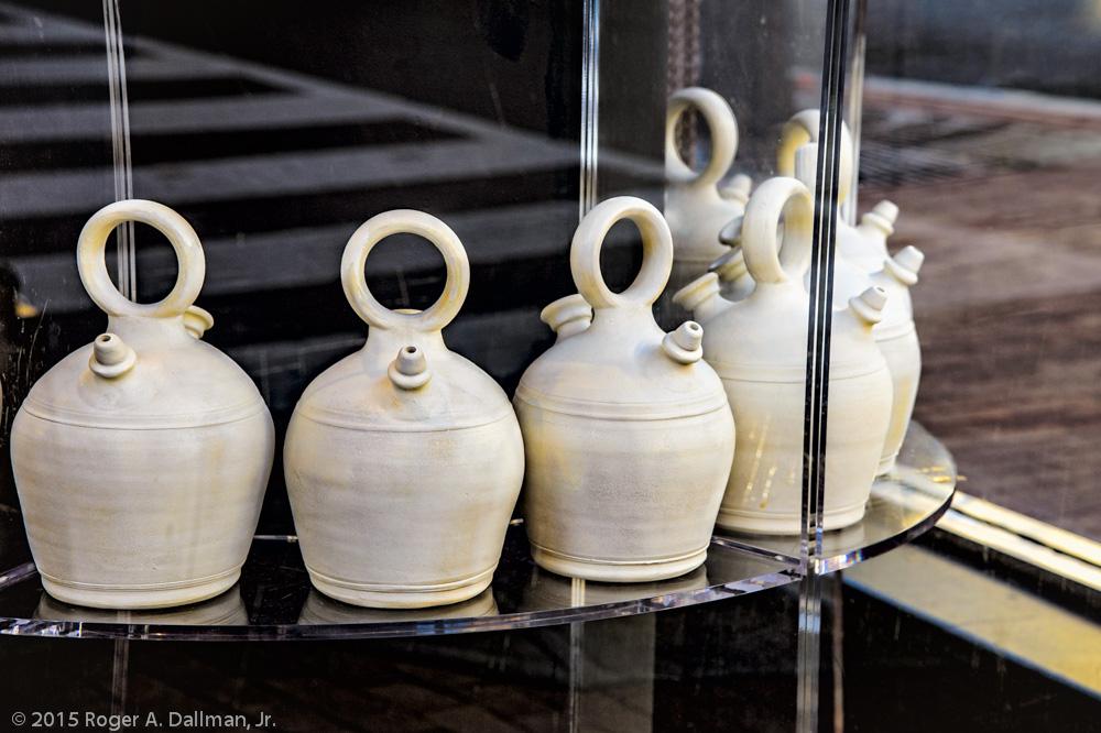 My Penn-inspired teapots