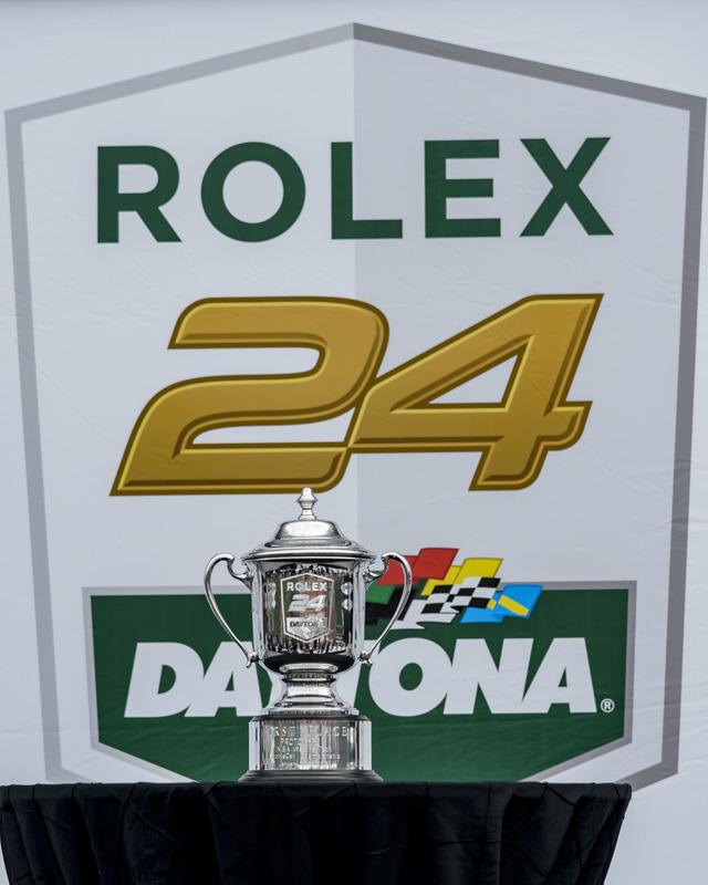 Rolex 24 logo