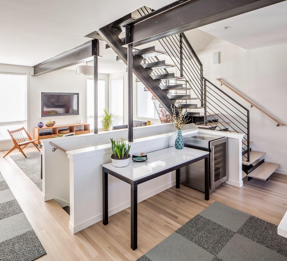 Linden Hills Modern Cottage