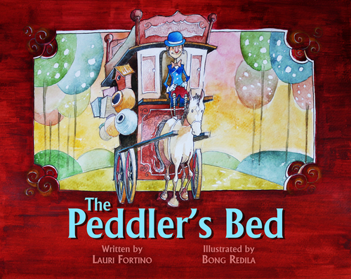 Image result for the peddler's bed by Lauri fortino