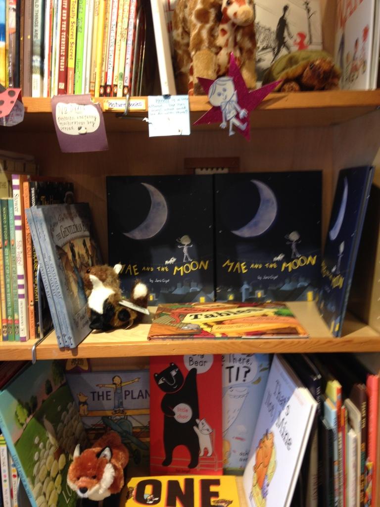 RGP Books at Green Bean Books