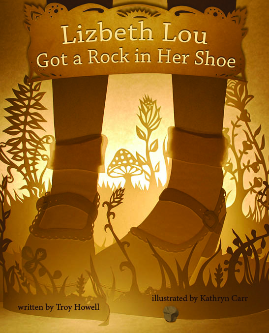 Lizbeth Lou Got a Rock in Her Shoe  is available now. Click on the cover for more information.