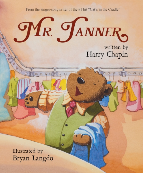 Mr. Tanner  is available now. Click the cover for more information.