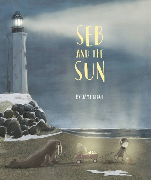 Seb and the Sun  is coming March 20, 2018. Click the cover for more information.