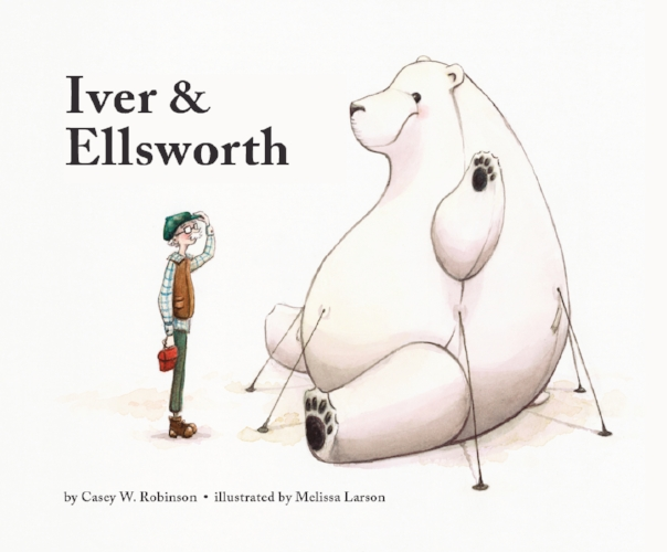 Iver & Ellsworth  is available now. Click the cover for more information.