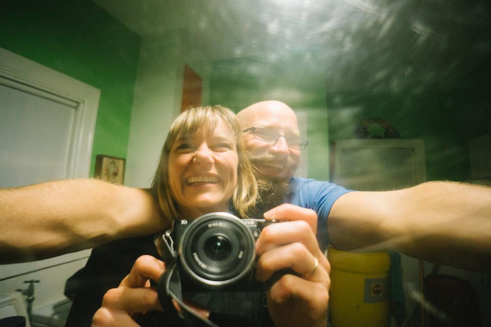 Me & Paul.