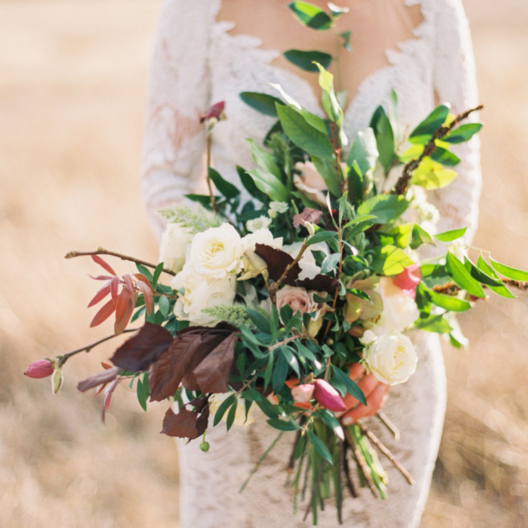 Wild Prairie Bouquet by Sprout Floral Design