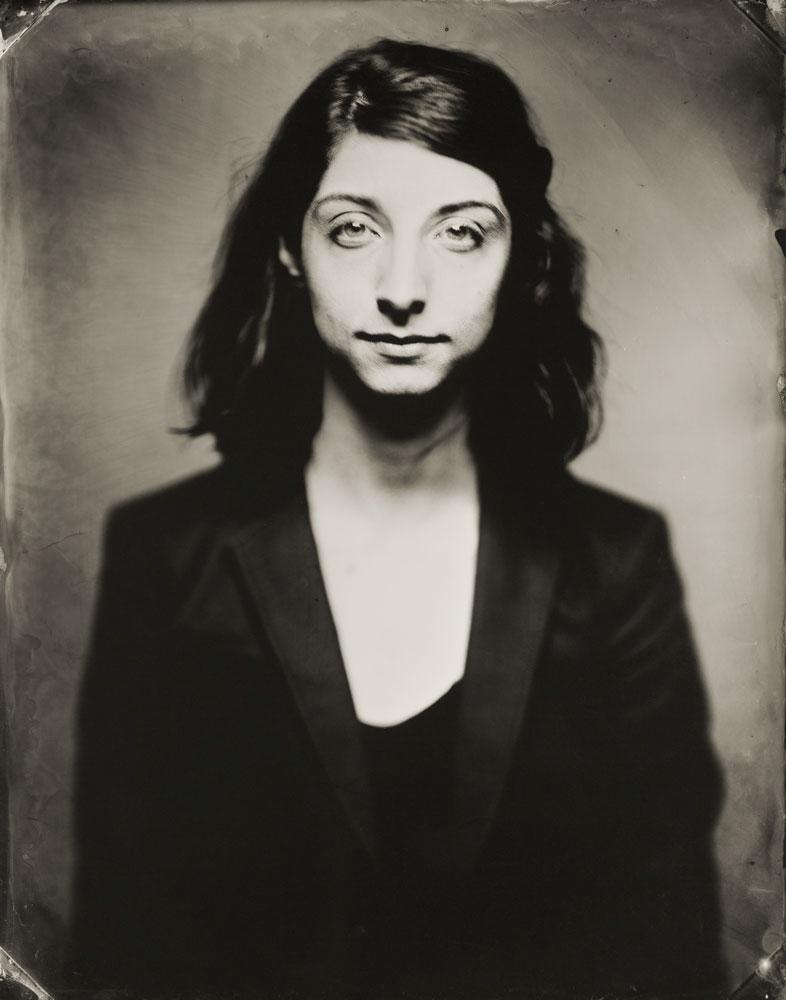 "11x14"" Tintype by Geoffrey Berliner"