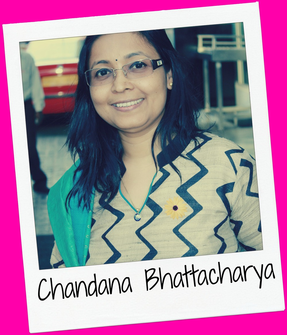 Chandana loves technology and loves research!  She is our leader in gender equality.  Chandana brings passion to everything she does - and this is contagious for all of us. Read more about her work with g4g in India here!