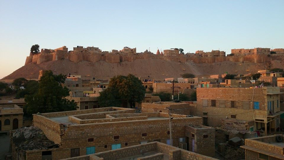 Day 1: Jaisalmer