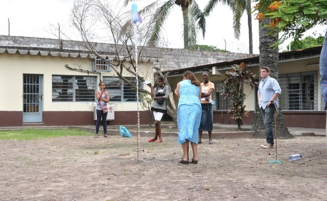 Kinshasa, DRC - November 2011