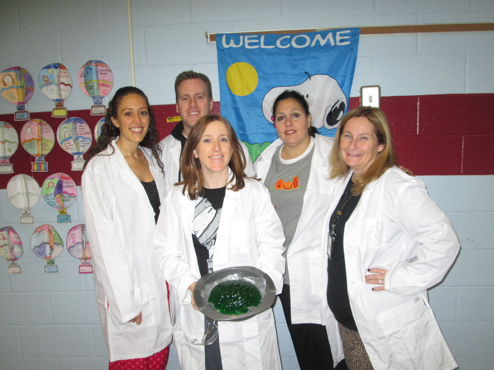 Andrea and the terrific team @ Circleville Elementary