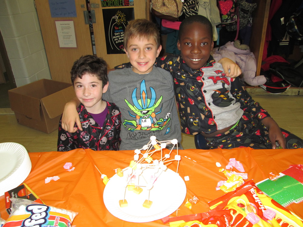 "g4g Day@New York 2014 – Launch with ""Trick-or-treat for Science""!"