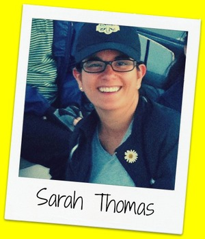 Sarah is the ultimate teacher.  She looks forward to our future work with teachers to bring fun new ideas into the classroom.  It isn't the surprising to know that Sarah loves to dive into the fun detail of the science experiments. Her work with g4g in the US here!