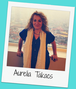 "Aurelia Takacs is on our advisory board for corporate partnerships and is our diversity & inclusion expert, global Cisco contact, AND Project Manager for g4g in Amman & Krakow! She's piloted our'g4g@work' concept w/ Cisco, which we will use with other companies around the world! As a ""world citizen"" in Brussels,  she loves kitchen science and watching ""The IT Crowd""! She hopes to inspire girls to think ""outside of the box"" and study and pursue careers in STEM. All about her launch in Jordan here!"