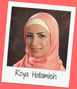 Ro'ya Hatamleh is one of our Project Coordinators for g4g Jordan. She is a communications engineer and a team leader at Estarta - Cisco TAC. She loves volunteering, especially when it comes to girls' futures! As a kid, she was AMAZED at how they could make science experiments just from a home kitchen! Since then she's been highly attached to everyday science and engineering.