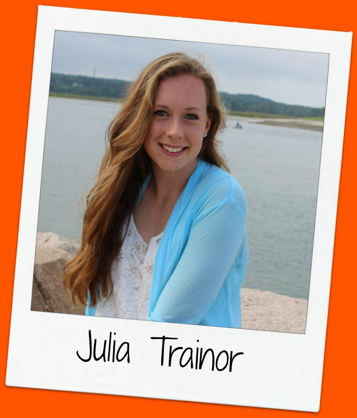 Julia is a freshman at Bridgewater State University, where she studies communication and political science. She grew up in Holden, Massachusetts and graduated from Wachusett Regional High School. She is a member of the cross country team at Bridgewater.  She is  also a part of the Honors Student Congress and the Outdoors Club. Her interests include running, surfing, hiking, and reading.