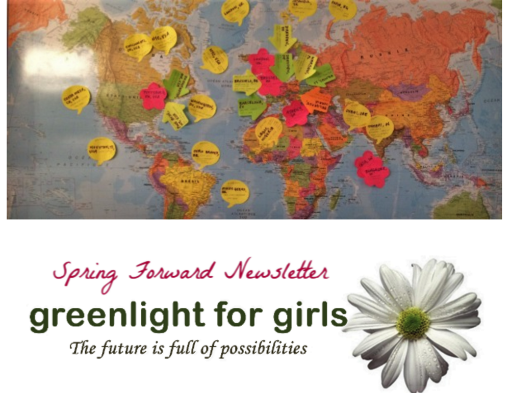 Check out the latest in our Spring newsletter!