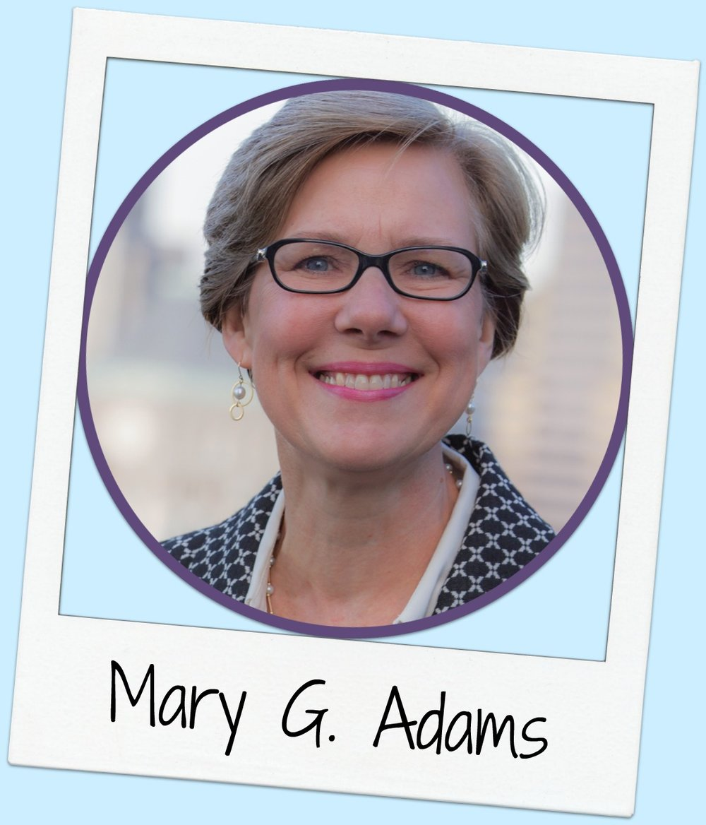 Mary G. Adams is expert IT professional who has spent most of her 30+ year career with Procter & Gamble. Her experience includes IT applications & infrastructure, data analytics, global operations and program & project management. She founded the Greater Cincinnati STEM Collaborative (GCSC) as a P&G executive on-loan in 2011 and currently serves as its co-strategist and program manager. She also leads GCSC development and fundraising.  Since retiring from P&G in 2012, Mary runs her own consulting business focused on IT and Transformation Strategies for non-profit and education organizations in Greater Cincinnati. Her clients include the City of Cincinnati, University of Cincinnati, and United Way of Greater Cincinnati.  As a volunteer, Mary is a Board of Trustees member for the informal STEM education provider iSPACE, a member of United Way's Applications & Technology Services Committee, a member of the Cincinnati Observatory's Board of Trustees and Education Committee, and a Good Shepherd Lutheran Church Council and Taft Elementary Adopt-A-Class Team member.  Visit LinkedIn for Mary's full professional profile:  http://www.linkedin.com/in/marygadams