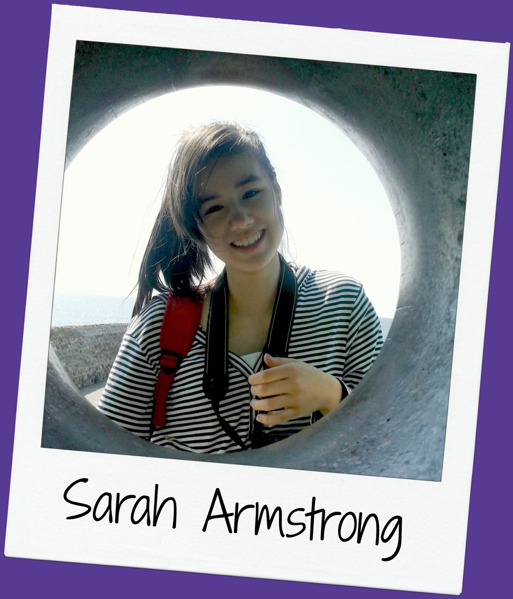 My name is Sarah Armstrong and I am half Korean and half English. After attending the G4G event at imperial 2015 I was inspired to get involved G4G. I am mainly interested in physics and maths and when I grow up I wish to become a civil Engineer. I also interested in art and music.