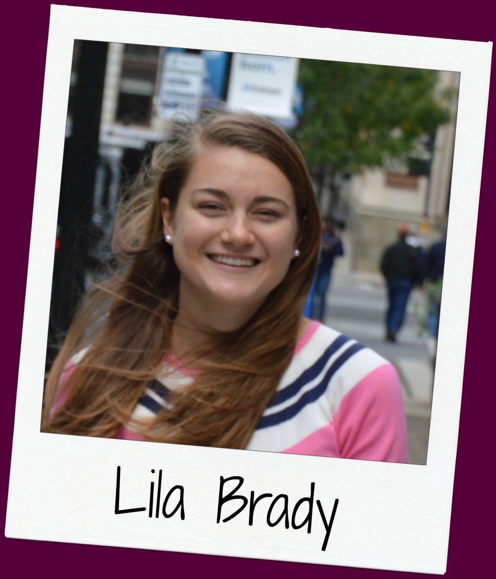 Lila is energized by feminism, poetry, brain science, runs through the woods, titration, rowing, and skiing. She leads the Science Club for Girls at Phillips Academy in Andover, MA, and loves studying at Andover.