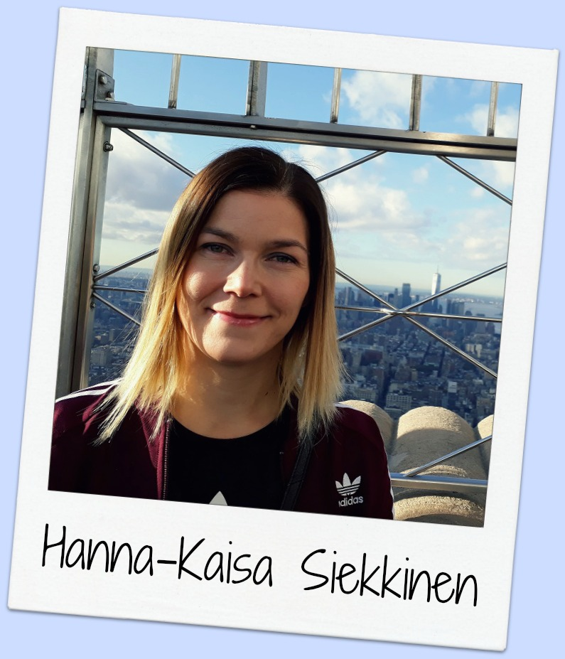 Hanna-Kaisa is mom of 4 year old girl and 2 year old boy. She works as Competence Development Manager. She tries to find a balance in hectic everyday life by doing pilates and gets really excited about these special projects in Tampere site!