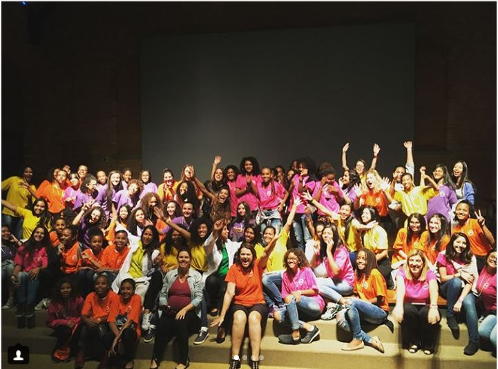 g4g Day @Sao Paulo May 2018    We were thrilled to launch our first event in  São Paulo,  at the   Catavento museum  ! Bringing together 80 girls from various communities and backgrounds we spent the morning exploring STEM!