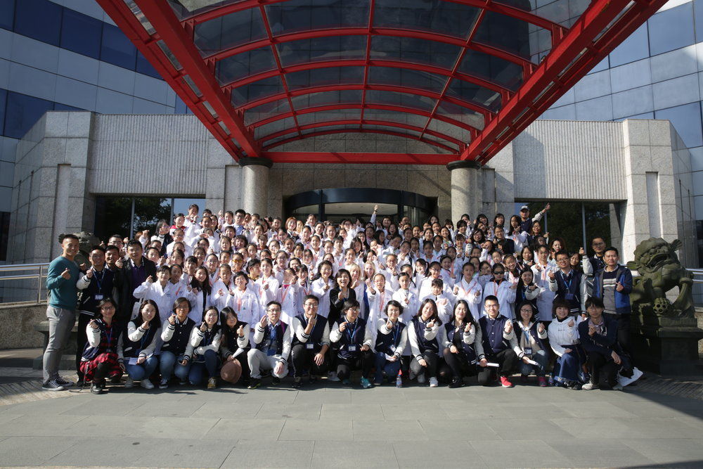 g4g Day @Shanghai - Nov. 2018    What a pleasure to be back in Shanghai for our second g4g Day! Together, with an amazing local team, we organized an event for 120 girls, ready to take up the world!