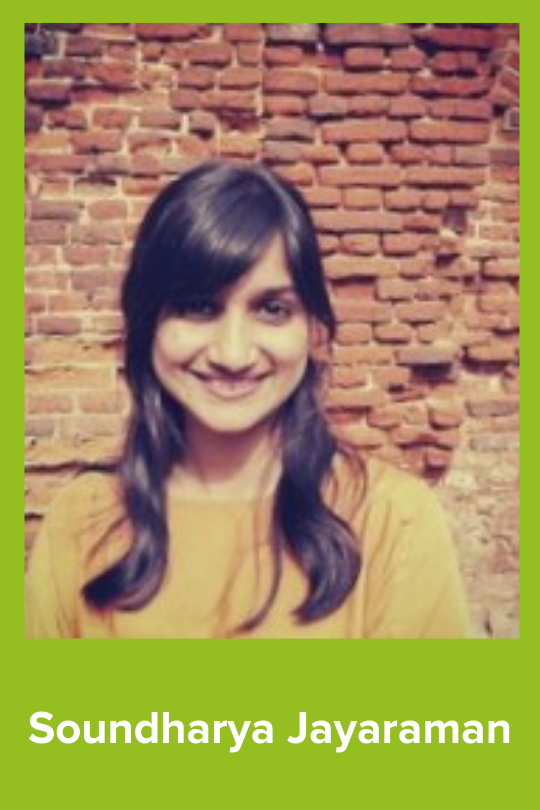 Soundharya was also not new to greenlight for girls! She led the Global scholarships project in 2012 and helped us get 4 girls in India to University! She was back on the board for the next set of girls and led the project!