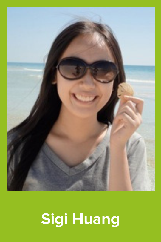 Siqi Huang was one of our interns! She loves volunteering and she was excited about this opportunity to work with g4g. She has been helping to plan a fundraising event in Brussels.